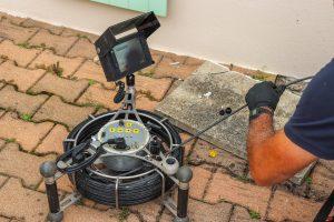 recherche de fuite par caméra endoscopique Antibes Saint-Claude